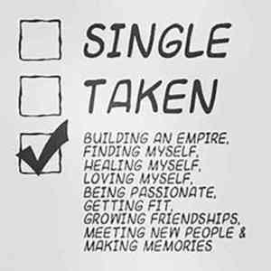 single women meme
